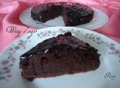 Torta al cacao umida e irresistibile, ricetta Chocolate cake recipe, a delicious cake, try it