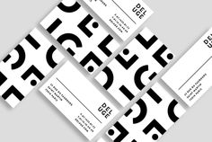 Great Branding Collateral   Thomas Adnet // D E L U G E on Behance