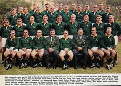 When the Springboks were Bokke South African Rugby, South African Air Force, International Rugby, British Lions, British Country, Cool Photos, Interesting Photos, All Blacks, Those Were The Days