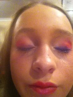 Like my makeup ??