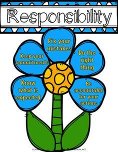 Responsibility Elementary Classroom Guidance... by Counselor Keri | Teachers Pay Teachers (scheduled via http://www.tailwindapp.com?utm_source=pinterest&utm_medium=twpin&utm_content=post33406316&utm_campaign=scheduler_attribution)