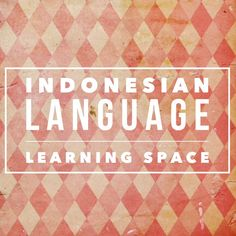 Learning Indonesian through the Indonesian Language Learning Space - a great resource for upper primary and secondary students that is jam packed with fun activities. Indonesian Language, Primary Lessons, Learning Spaces, Interactive Notebooks, Oceans, Languages, Fun Activities, Students, Classroom