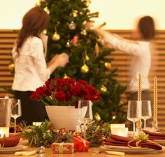 Holiday Party Hostess Tips