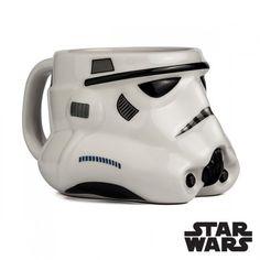 Tasse 3D Stormtrooper Star Wars. Kas Design, Distributeurs de produits originaux