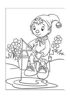 desenhos infantis - duende