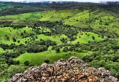 Toowoomba, Australia (the Darling Downs) from travel.nationalgeographic.com. I'm not from here, but thanks to some wonderful memories/people there, I do have a soft spot for it.