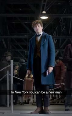 Fantastic Beasts meets Hamilton. This cracked me up tbh