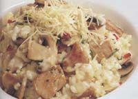 COOK IN LOVE: Ριζότο με χοιρινό και μανιτάρια