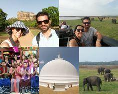 """Daniela y Edgar nos llamaron desde Portugal para organizar su #LunaDeMiel . Ahora están en #SriLanka y en unos días volarán a #Maldivas.  """"Sri Lanka es fantástica, todo va genial, los lugares que visitamos son maravillosos y los hoteles estupendos [...]"""" 😍 #viajedenovios #boda #wedding #lunademiel #SriLanka #Maldivas Sri Lanka, Portugal, Hats, The Maldives, Honeymoons, Hotels, Organize, Travel, Boyfriends"""