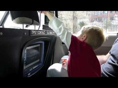 Adorable Video: Little Kid Loves NYC Taxi Driver.