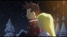 Tales of Symphonia Chronicles in HD