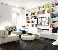 Un piso con toque oriental - Nuevo Estilo
