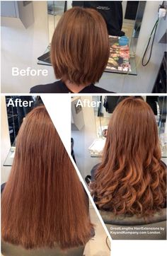 day with @greatlengthsuk UK HairExtensions by our specialist salon Kay ...