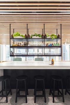 Workplace inspiration via the Sydney Dropbox offices - Vogue Living