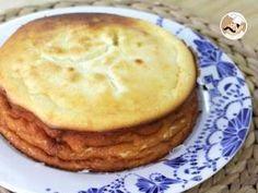 Tarta de queso cremoso