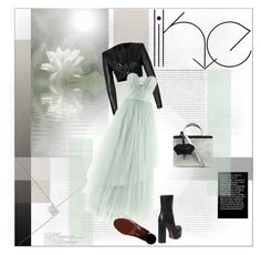 """""""Untitled #328"""" by struga-art-80 ❤ liked on Polyvore featuring Balmain, Vetements and Christian Siriano"""