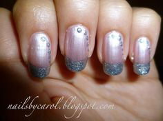 Hey, Rachel Weller, can you assist me with this nail art?  Please?  I need someone who is nail art smarter than me!  :-)