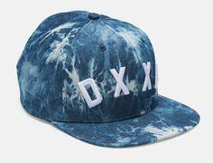 DXXP Arch Snapback Cap by 10DEEP
