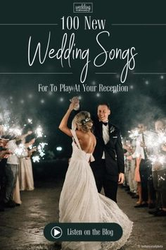 Wedding Songs 2020 100 Of The Best To Play At Reception And- Wedding Party Songs 2019 Best Wedding Reception Songs, Best Country Wedding Songs, Top Wedding Songs, First Dance Wedding Songs, Wedding Song List, Dance Floor Wedding, Wedding Playlist, Wedding Music, Wedding Ideas