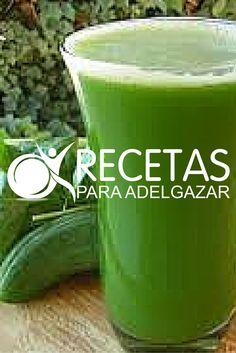 ¡#Consejos para realizar batidos verdes para adelgazar!