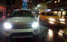 """""""April showers in Are your windshield wipers on? Range Rover Sport, April Showers, Offroad, Transportation, Automobile, Road Trip, Nyc, Sports, Cars"""