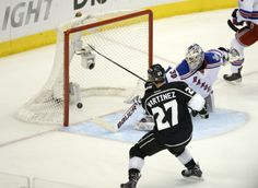 And there it is, thanks Marty!! LA Kings win Stanley Cup 2014!