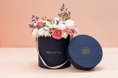 "Branding & Packaging for Terra de Flora by Parámetro Studio ""Terra de Flora…"