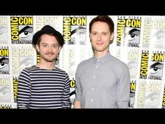 NERDIST PODCAST: ELIJAH WOOD AND SAMUEL BARNETT (about Lord of the Rings)