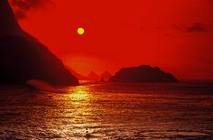 Pôr do Sol - Forte dos Remédios by Antonio Husadel, via Flickr