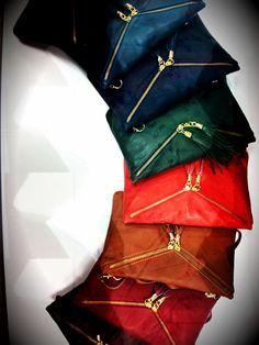 We love these!! Allemaal bij Boot Lederwaren