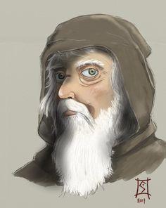 Huub Simons - monnik