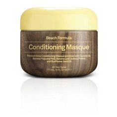 Shop for Sun Bum Deep Conditioning Masque . Get free delivery On EVERYTHING* Overstock - Your Online Beauty Products Shop! Conditioning Hair Mask, Quinoa Protein, Banana Flower, Hair Masque, Suntan Lotion, Sun Bum, Hair Care Tips, Beauty Shop, Shampoo And Conditioner