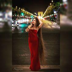 Zaryana Milan http://www.zaryana-milan.com/  How could a women look more beautiful?