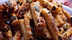 Diétás túrós sajtos rúd, a legegyszerűbb sós vendégváró - Salátagyár