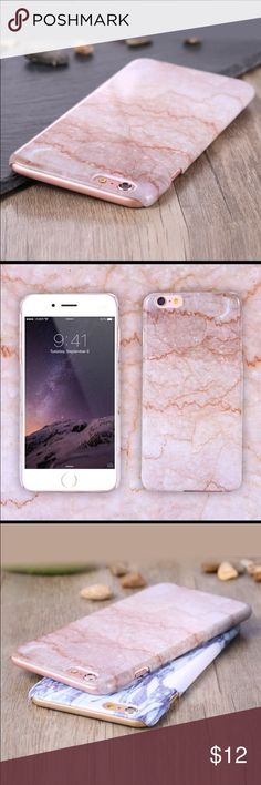 Beige iPhone 6 case Brand new still in packaging! Hard protective case Accessories Phone Cases