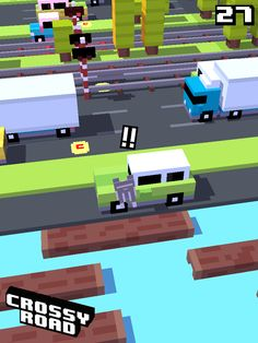 27 on #crossyroad. My top is 190.
