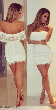 DRESS: http://www.glamzelle.com/collections/whats-glam-new-arrivals/products/laces-crochet-open-shoulders-dress
