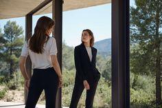 VIVI&LULU predajne s nezávislou dizajnovou dámskou módou. Capri Pants, Suits, Essentials, Fashion, Moda, Capri Trousers, Fashion Styles, Suit, Wedding Suits