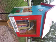 Mary Wilkerson. Burlington, NC. We are the first Public Library system in our state to have a Little Library. We are partnering with local Parks and Recreation departments to put them in parks in rural areas of Alamance County.