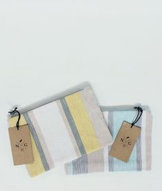 The Clutches, handmade in South Africa, are perfect as a mini handbag, make-up bag or a bag for any other must have items. The fabric patterns on both sides of the Clutch have been cut to match and stitched to mirror each other. A great deal of attention to detail goes into the assembly of our products. Visit www.noteworthygirl.com Environmentally Friendly Clothing, Empowerment Program, Handmade Clutch, Must Have Items, Mini Handbags, Ethical Fashion, Fabric Patterns, Clutch Bag, Style Inspiration