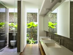 Gallery of KAP-House / ONG&ONG Pte Ltd - 29 - Mueble de baño
