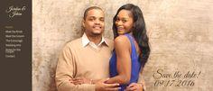 Wedding websites designed on behalf of Icanflyproductions