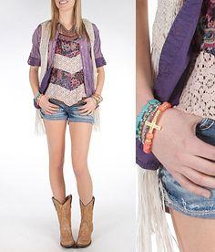 'Amazing Lace'  #buckle #fashion  www.buckle.com