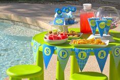 Tips fiesta infantil en la piscina