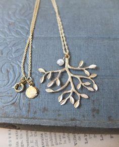 【再販】Luteruネックレス[forest tree] | iichi(いいち)| ハンドメイド・クラフト・手仕事品の販売・購入