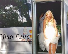 Brides love the extra room aboard our Executive Limo Coach! When you want spacious transportation for your Charleston Wedding, we have the most vehicle options in town. http://www.celimoline.com/charleston-wedding-transportation