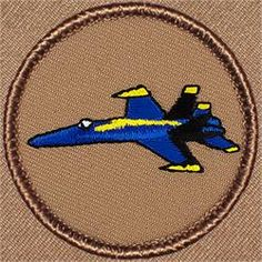 Blue Angels Patrol Patch (#305)