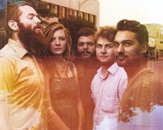 Seryn, folk music at it's finest, and the beards make it just perfect.