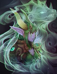 Ysera by Noxiihunter on DeviantArt