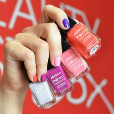 """The """"phenom"""" for your nails.. Brightens up my day!  Find Here➡http://www.beautytestbox.com/catalogsearch/result/?q=phenom #newarrivals #beautytestbox #beautytestboxeshop #beautyteam #beautytestboxvideo #cosmetics #musthave #beautyblogger #beautyeditor #review #beauty #girl #love #BeautyGreece #Jessica #JessicaNails #Phenom #nailpolish #nailbeauty #must_have #Greekeshop #beautyproducts"""